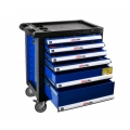 Tool cabinet with 6 drawers, 234 tools