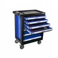 Professional tool trolley, 7 drawers, 319 tools equipped