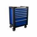 Professional tool trolley/cabinet with 234 tools